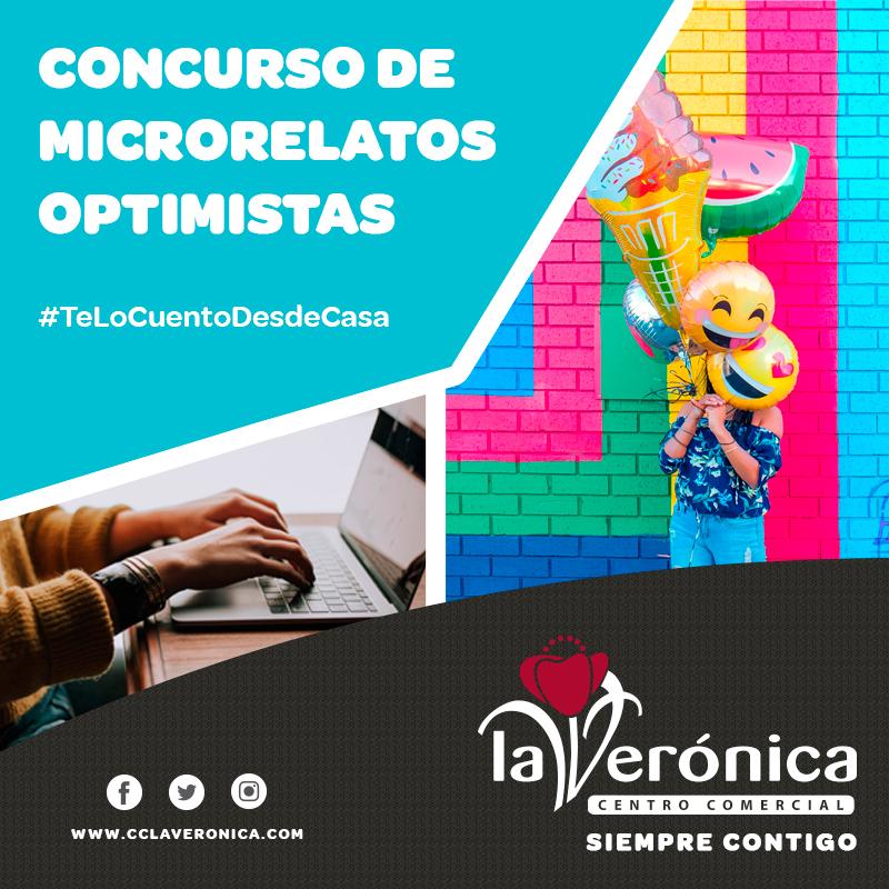 Concurso relatos optimistas, Centro Comercial La Verónica