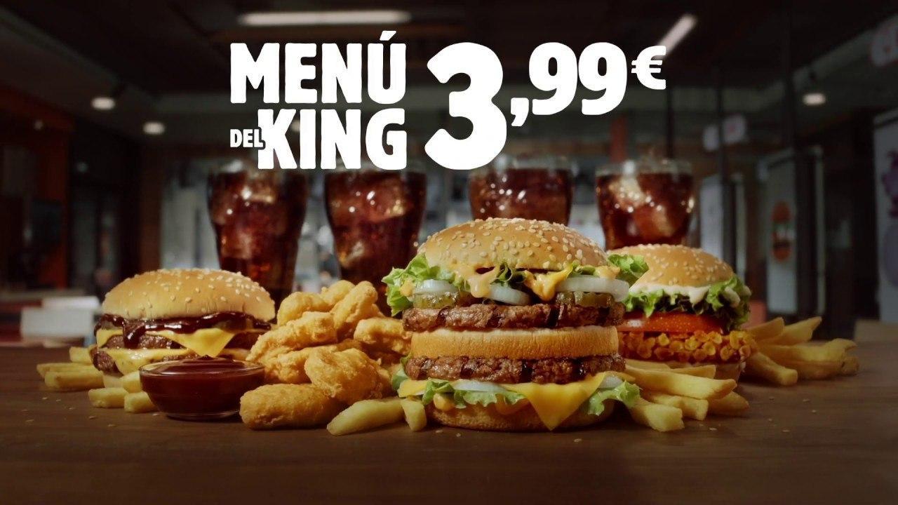 Oferta Burger King, Centro Comercial La Verónica.