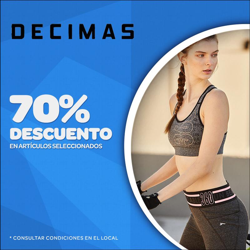 Oferta Decimas, Centro Comercial La Verónica.