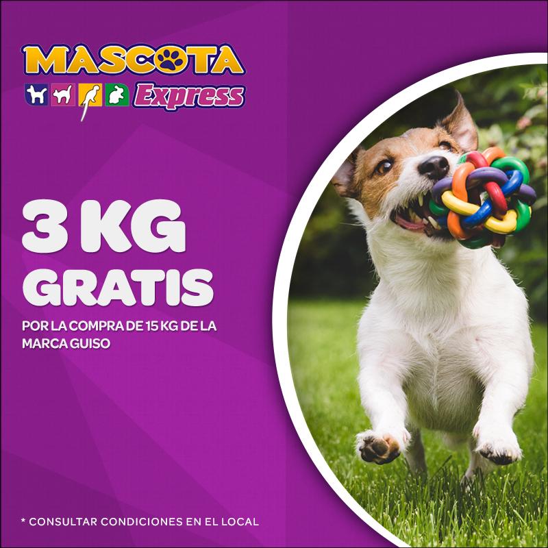 Oferta Mascota Express, Centro Comercial La Verónica.
