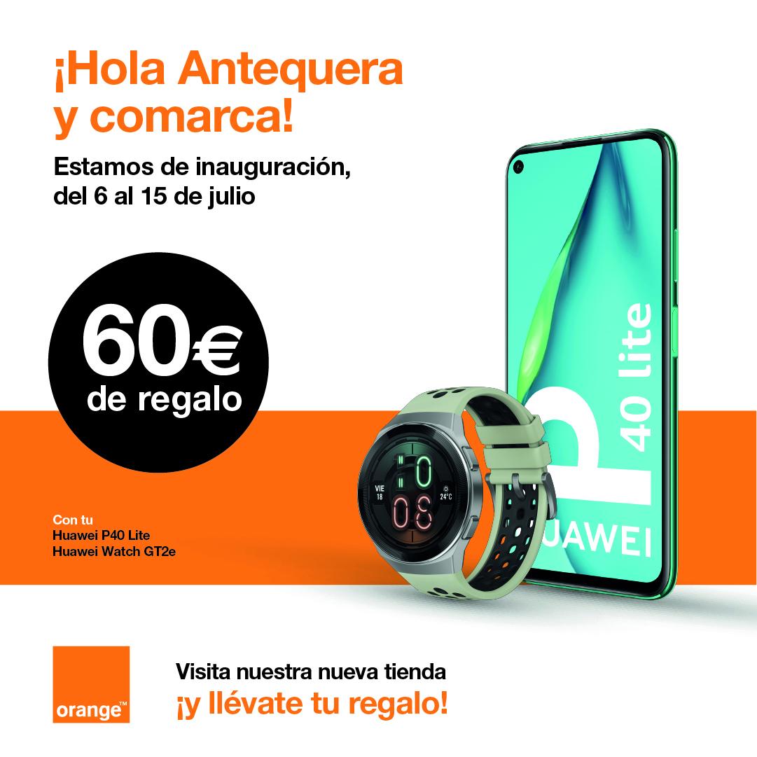 Oferta Reapertura Orange, Centro Comercial La Verónica