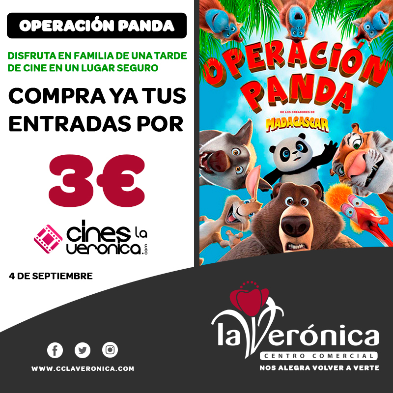 Cines la Verónica, Centro Comercial La Verónica