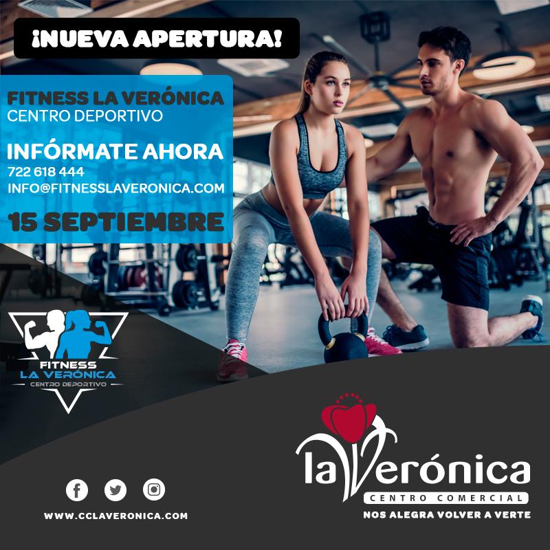 Fitness La Verónica, Centro Comercial La Verónica