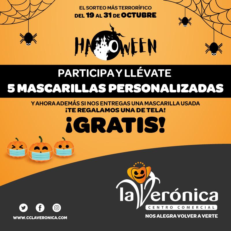Halloween 2020, Centro Comercial La Verónica