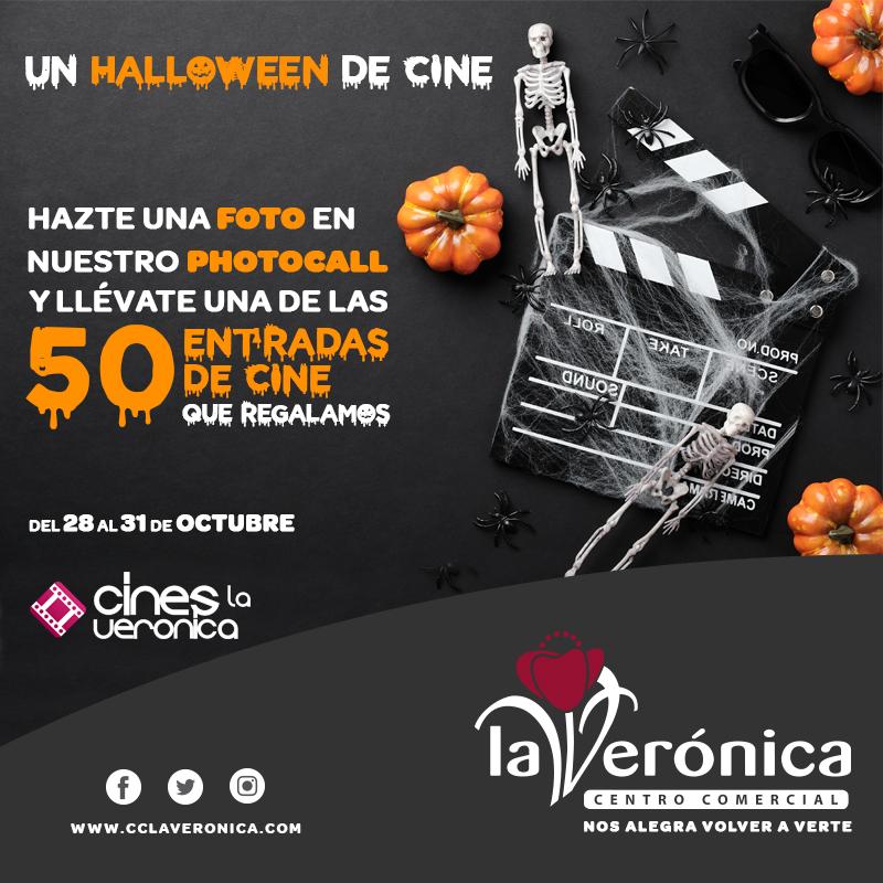 Halloween Cine, Cines La Verónica