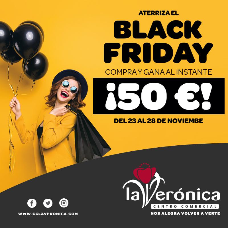 Black Friday, Centro Comercial La Verónica