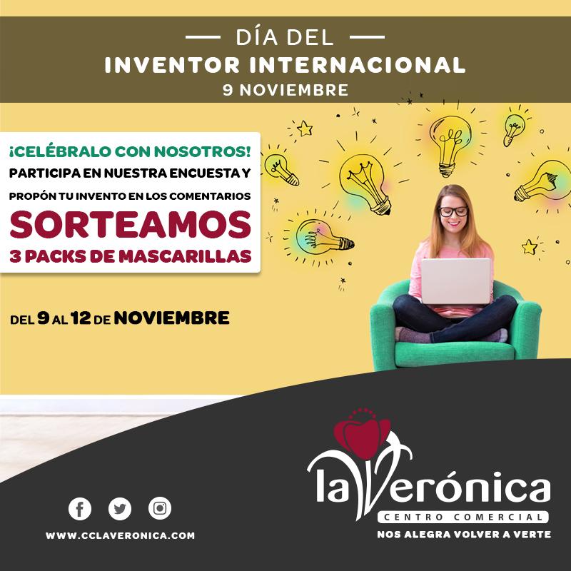 Día del Inventor Internacional, Centro Comercial La Verónica