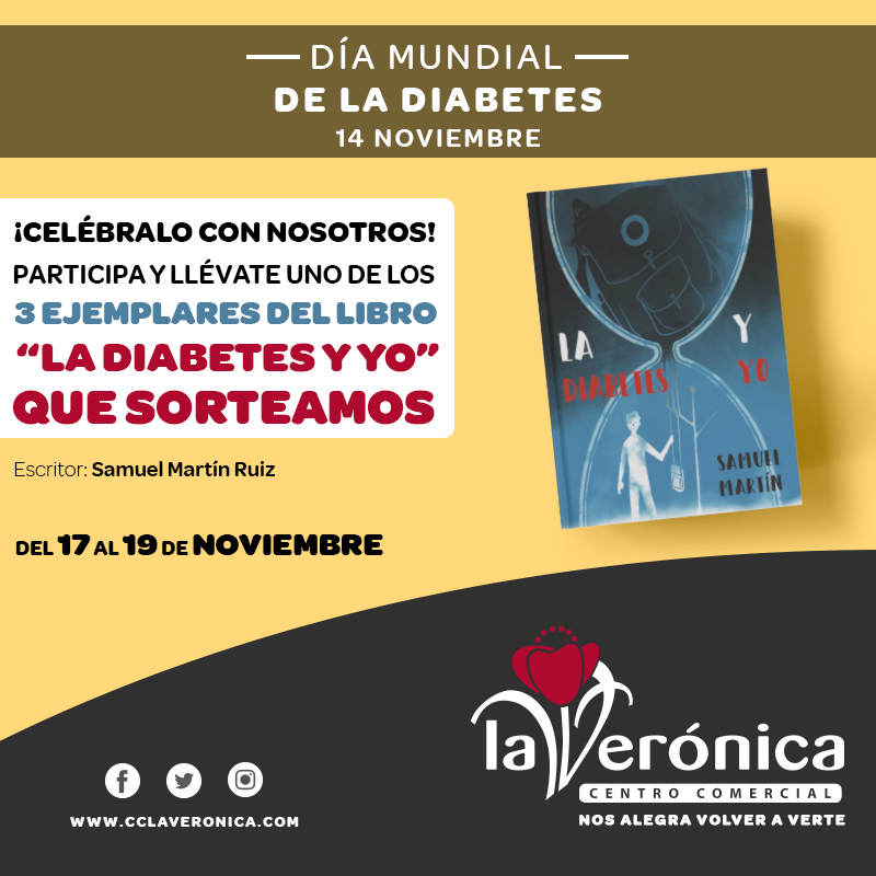 Día Mundial de la diabetes, Centro Comercial La Verónica