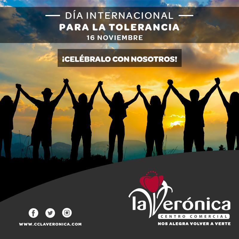 Día Internacional para la tolerancia, Centro Comercial La Verónica