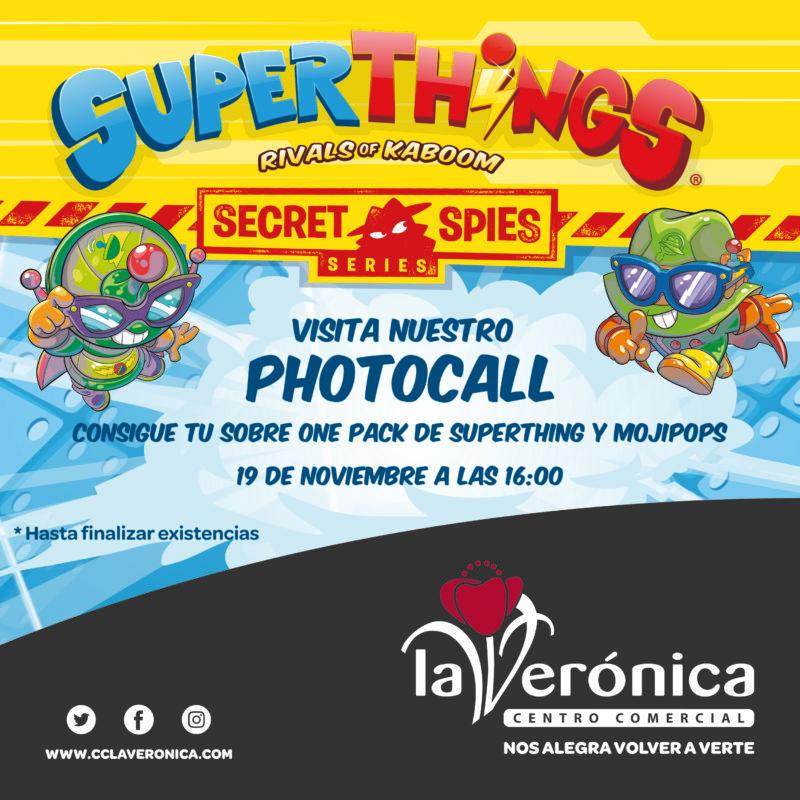 Super Things, Centro Comercial La Verónica