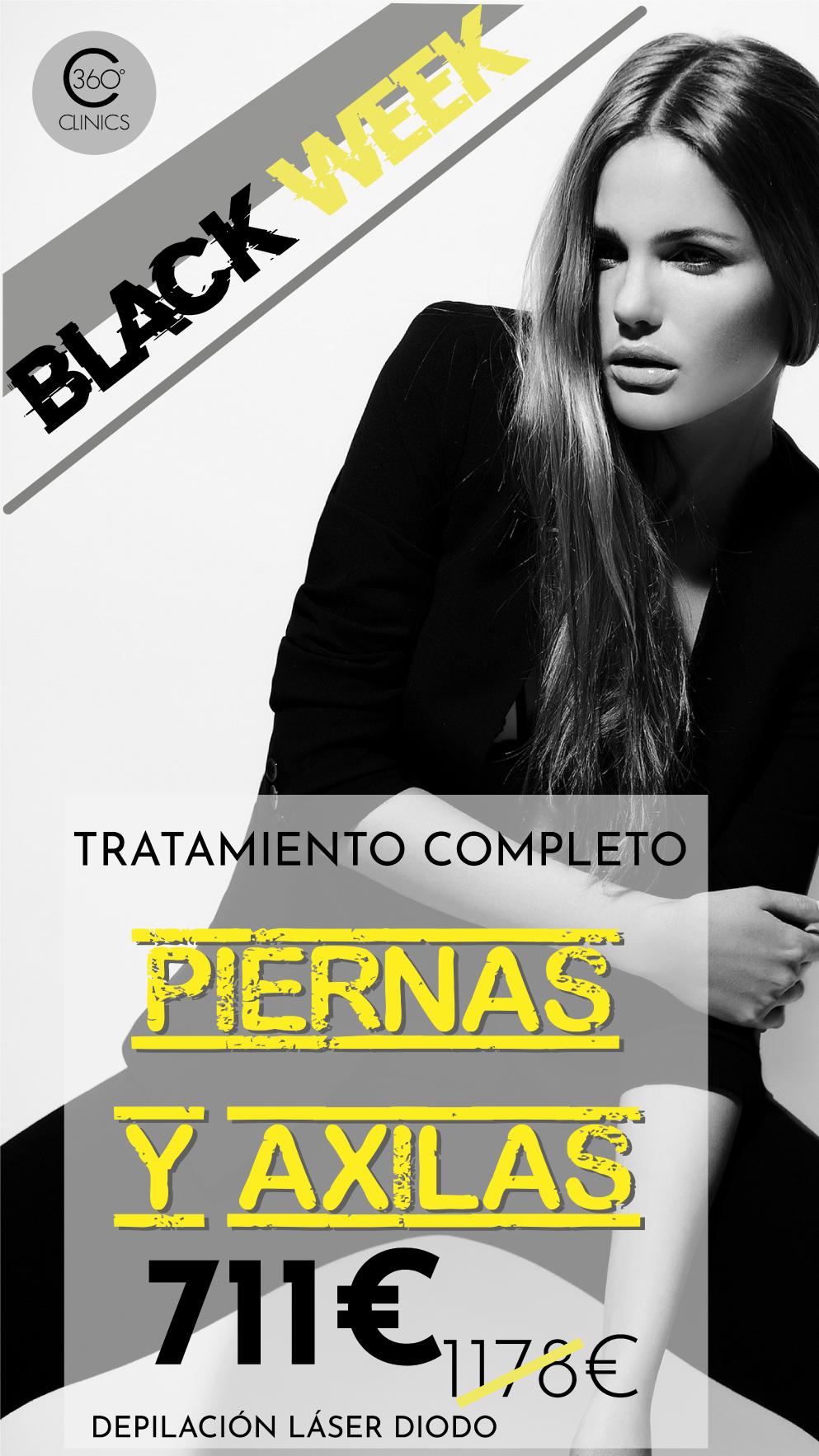 Ofertas Black Friday 360 Clinics, Centro Comercial La Verónica
