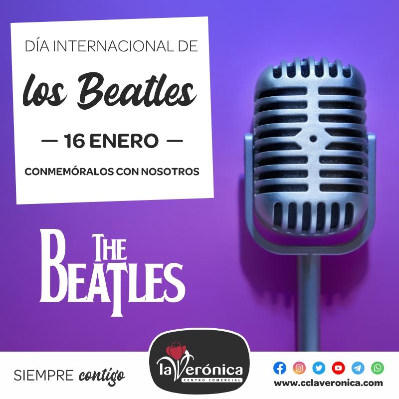Día Internacional de los Beatles, Centro Comercial la Verónica