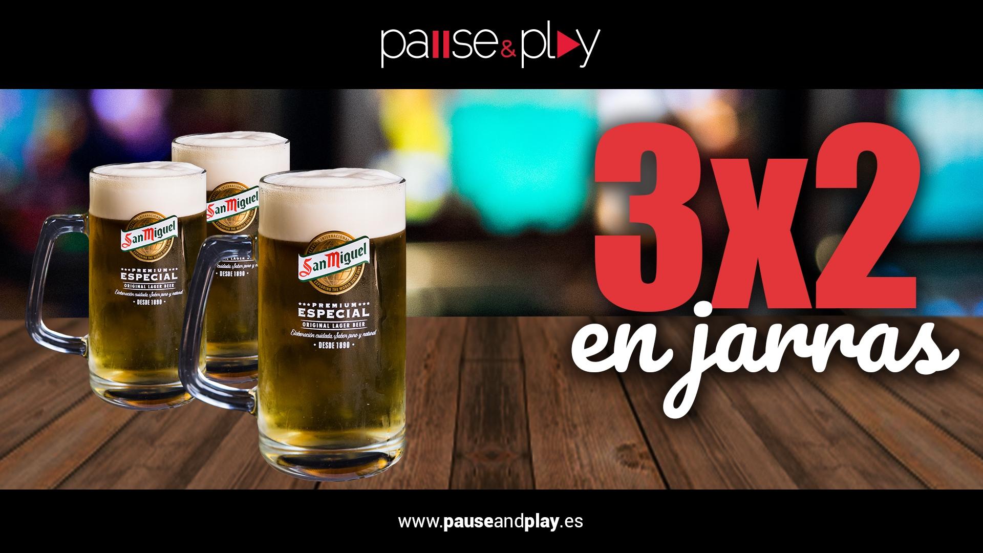 Ofertas Pause&Play, Centro Comercial la Verónica