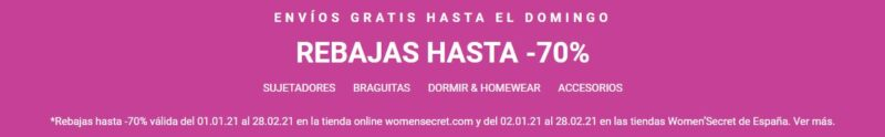 Women Secret, Centro Comercial LaVerónica.