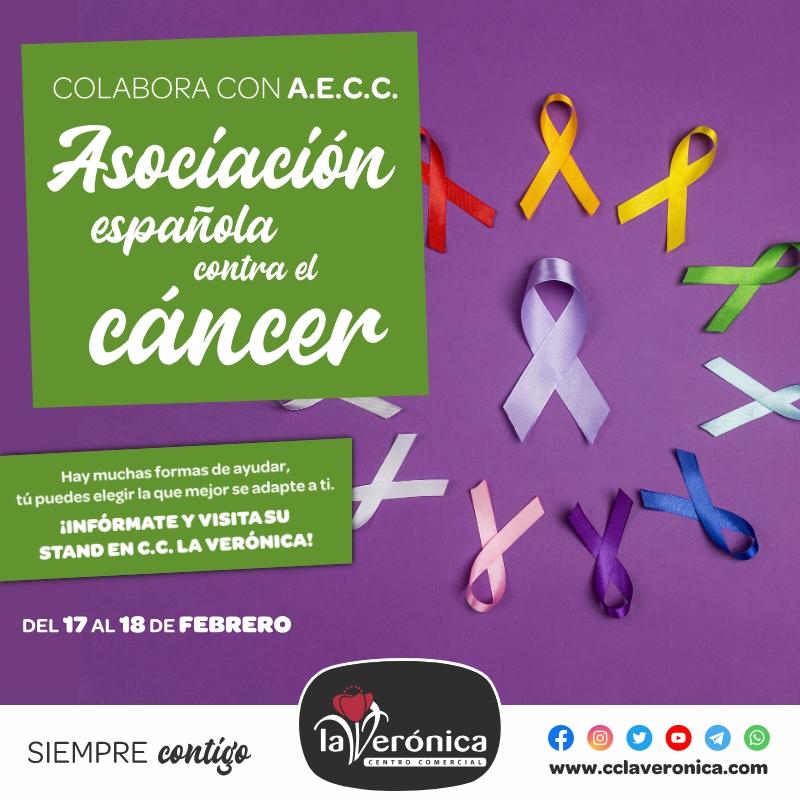 AECC Colabora, Centro Comercial la Verónica