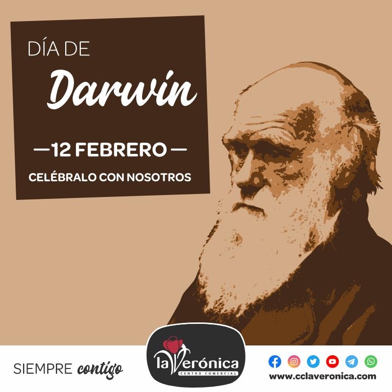 Día de Darwin, Centro Comercial la Verónica