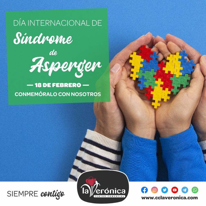 RSC - Día Internacional del Síndrome de Asperger, Centro Comercial la Verónica