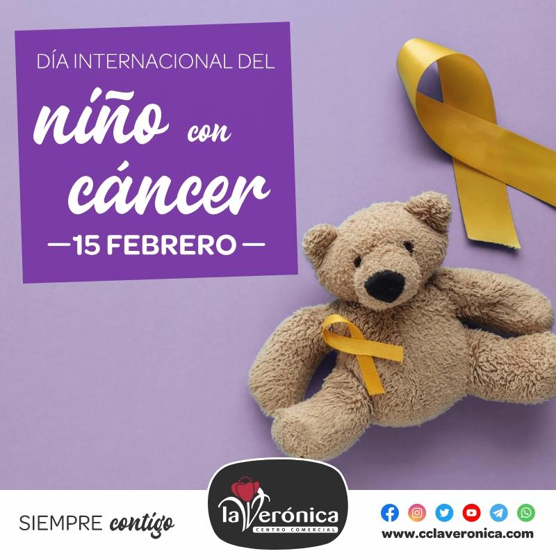 RSC Día Internacional del Niño con Cáncer, Centro Comercial la Verónica