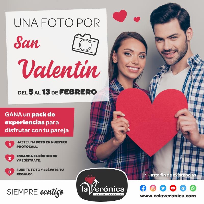 San Valentín 2021, Centro Comercial la Verónica