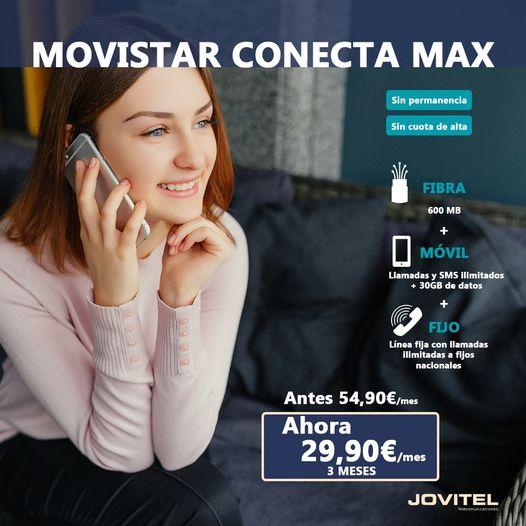 Ofertas Movistar, Centro Comercial la Verónica