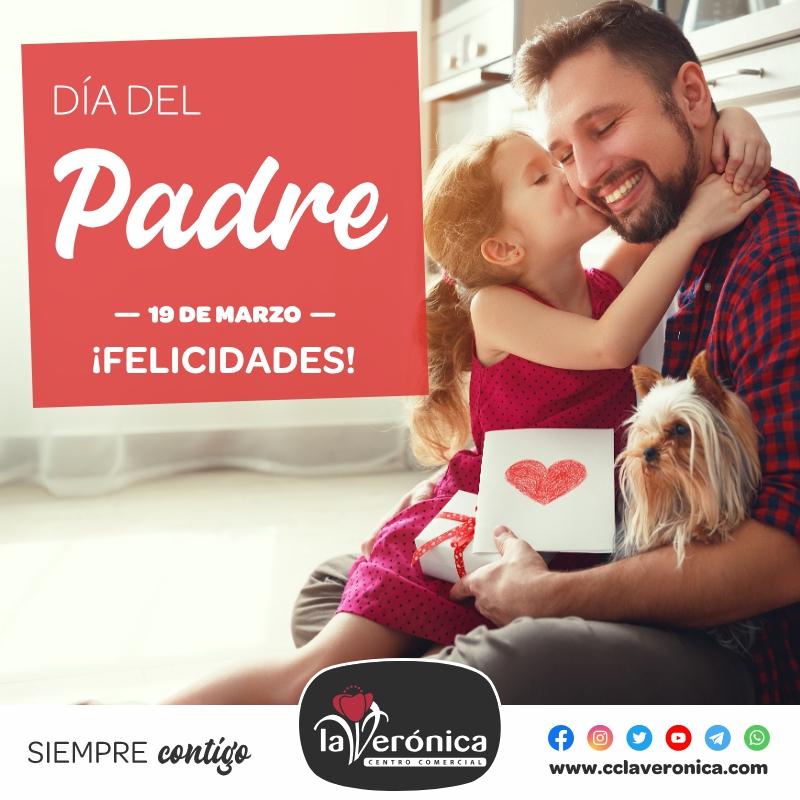 Día del Padre, Centro Comercial la Verónica