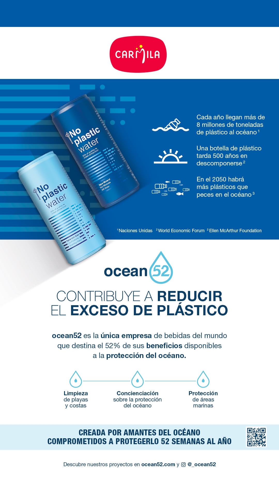 Oceans 52, Centro Comercial la Verónica
