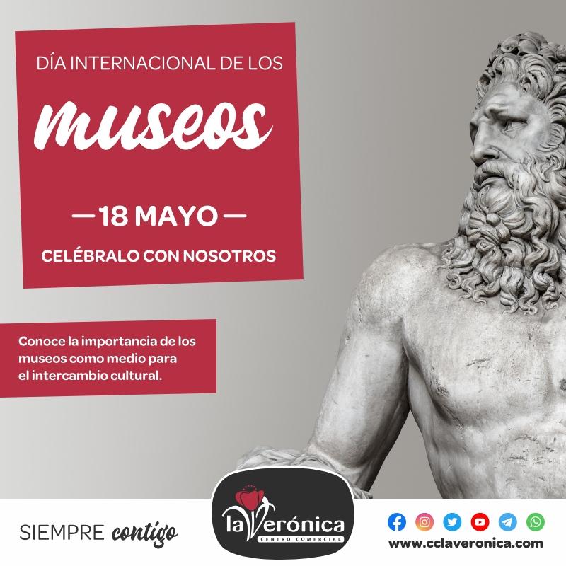 Día Internacional de los Museos, Centro Comercial la Verónica