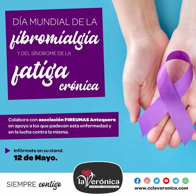 Día Mundial de la Fibromialgia, Centro Comercial la Verónica