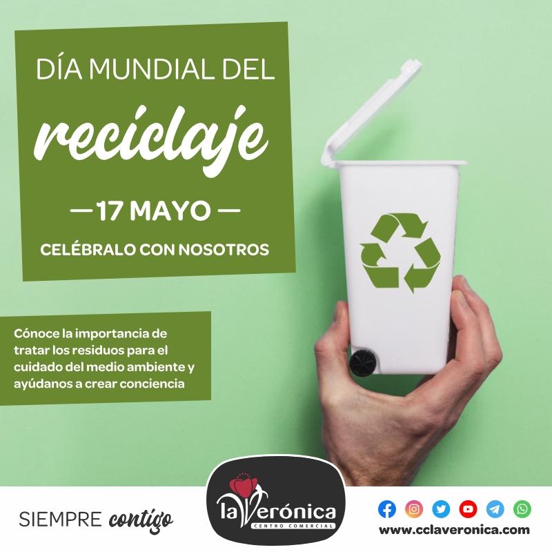 Día Mundial del Reciclaje, Centro Comercial la Verónica