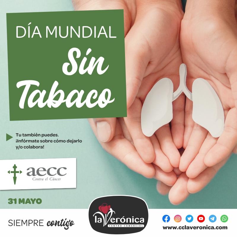Día Mundial sin tabaco, Centro Comercial la Verónica