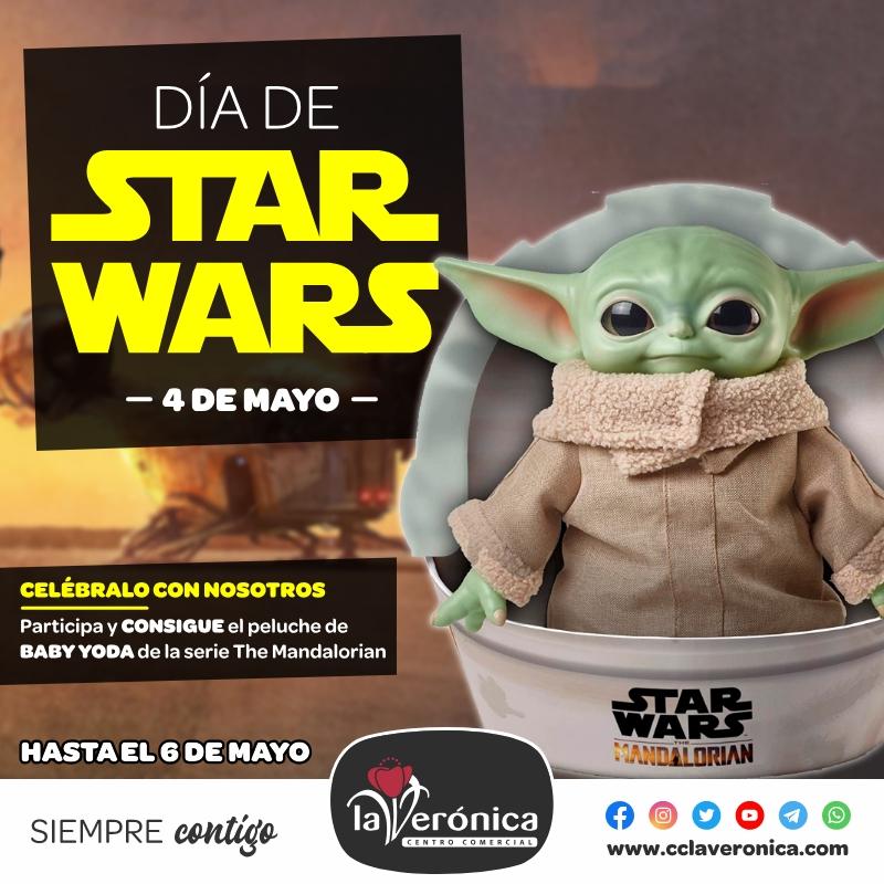 Día Star Wars, Centro Comercial la Verónica
