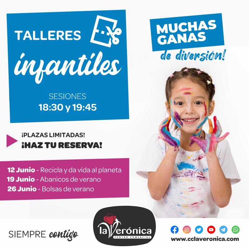 Talleres Infantiles, Centro Comercial la Verónica