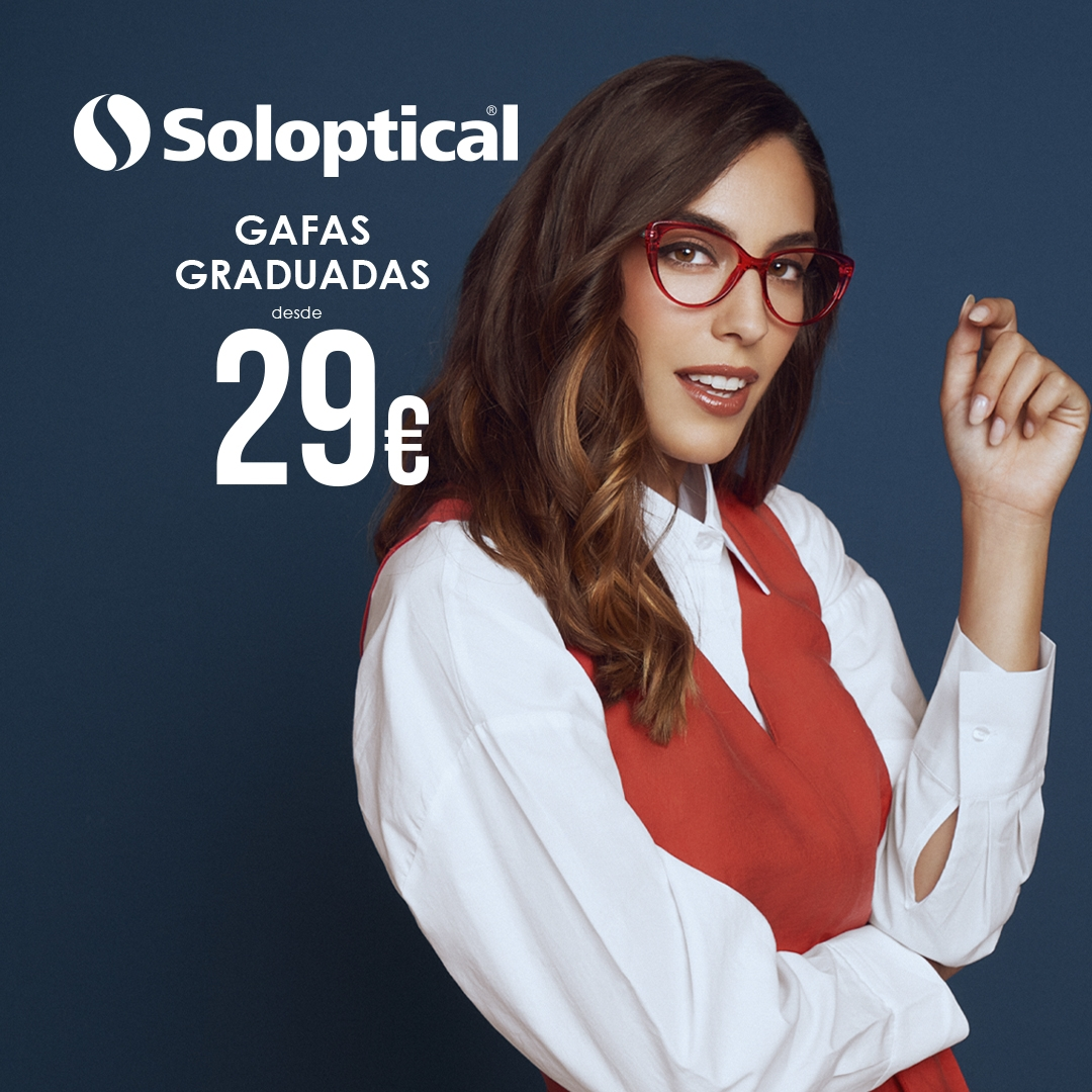 Ofertas Soloptical, Centro Comercial La Verónica
