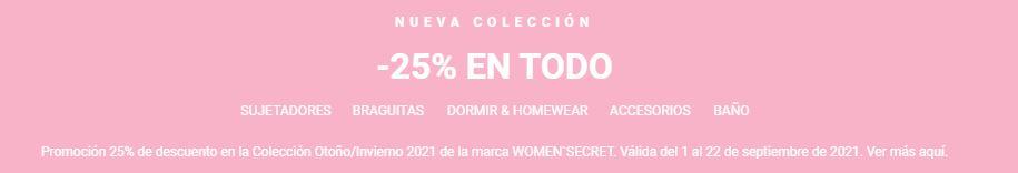 Ofertas Women Secret, Centro Comercial la Verónica