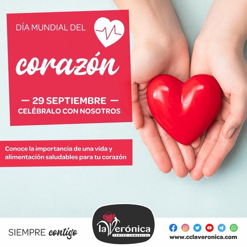 Día mundial del corazón, Centro Comercial la Verónica