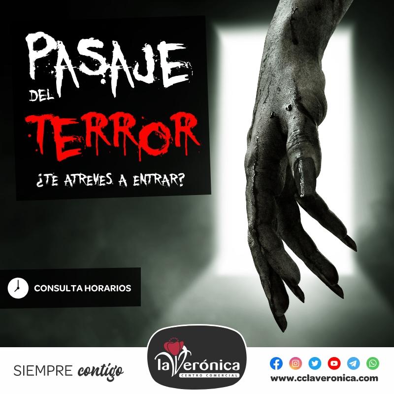 Pasaje del Terror Halloween, Centro Comercial la Verónica
